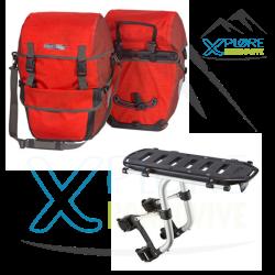 Loc - Pack Porte bagages...
