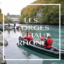 Les gorges du Haut Rhône en...