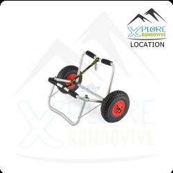 Loc- Chariot Canoë ou K2